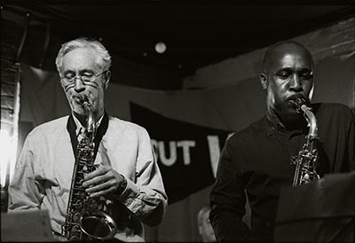 Chris Biscoe & Tony Kofi