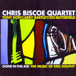 Gone In The Air - CD cover